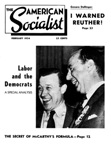 The Amerrican Socialist, February 1954