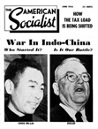 The Amerrican Socialist, June 1954