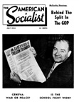 The Amerrican Socialist, July 1954