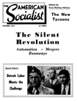 The Amerrican Socialist, October 1954