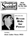The Amerrican Socialist, November 1954
