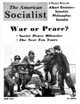 The Amerrican Socialist, June 1955