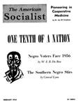The Amerrican Socialist, February 1956