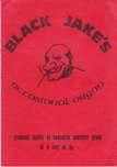 Black Jake's Occasional Organ #2, 1977