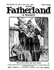 The Fatherland, November 10, 1915