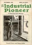 Industrial Pioneer, December 1925
