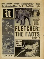 International Times,November 28, 1966