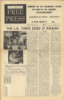 Los Angteles Free Press, October 22, 1964
