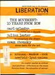 Liberation, September 1969