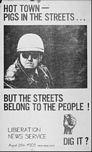 Liberation News Service, 1968