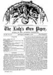 The Lady's own Paper, October 12, 1872