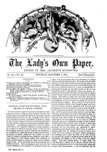 The Lady's own Paper, November 9, 1872