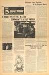 Movement, August 1966