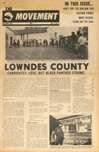 The Movement, December 1966