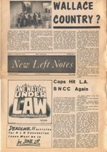 New Left Notes, May 13, 1968