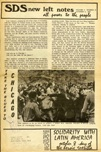 New Left Notes, October 2, 1969
