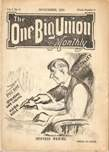 One Big Union Monthly, November 1919