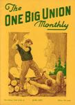 One Big Union Monthly, June 1937