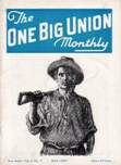 One Big Union Monthly, July 1937