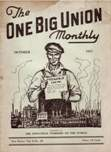 One Big Union Monthly, October 1937
