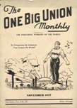 One Big Union Monthly, November 1937