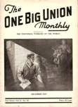 One Big Union Monthly, December 1937