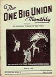 One Big Union Monthly, March 1938