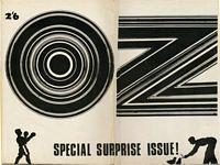 Oz, June 1967