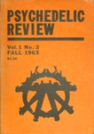 Psychedelic Review, Fall 1963