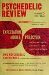 Psychedelic Review, Spring 1965