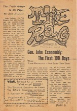 The Rag, October 10, 1966