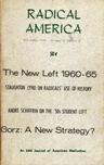 Radical America, May 1968
