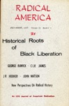 Radical America, July 1968