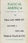 Radical America, September 1968