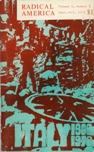Radical America, September 1971
