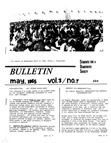 S.D.S. Bulletin, May 1965