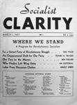 Socialist Clarity, March 1, 1937