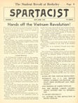 Spartacist, May 1965