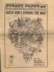 The Street Paper, April 1971