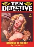Ten Detective Aces, November 1945