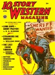 Ten Story Western, April 1953