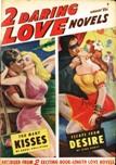 2 Daring Love Novels Magazine, January 1948