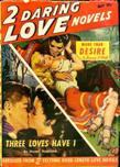 2 Daring Love Novels Magazine, May 1948