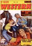2-Gun Western, February 1954