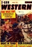 2-Gun Western, May 1954