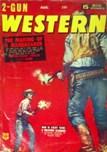 2-Gun Western, August 1956