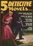Five Detective Novels Magazine, Winter 1952