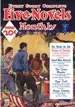 Five-Novels Magazine,July 1933