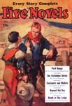 Five-Novels Magazine, May 1934