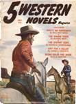 Five Western Novels Magazine, December 1952